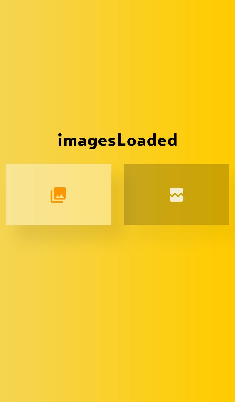 imagesLoaded