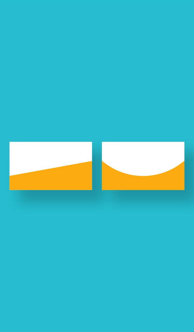 SVGを使った斜めやアーチ状の背景